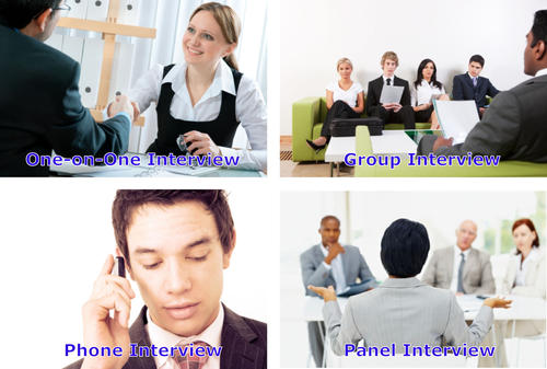 types of interview