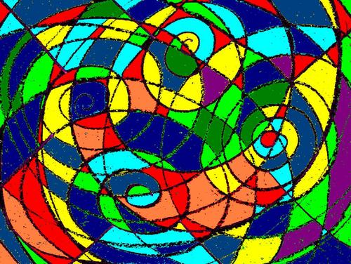 Famous Abstract Line Art : The wonderful world of art
