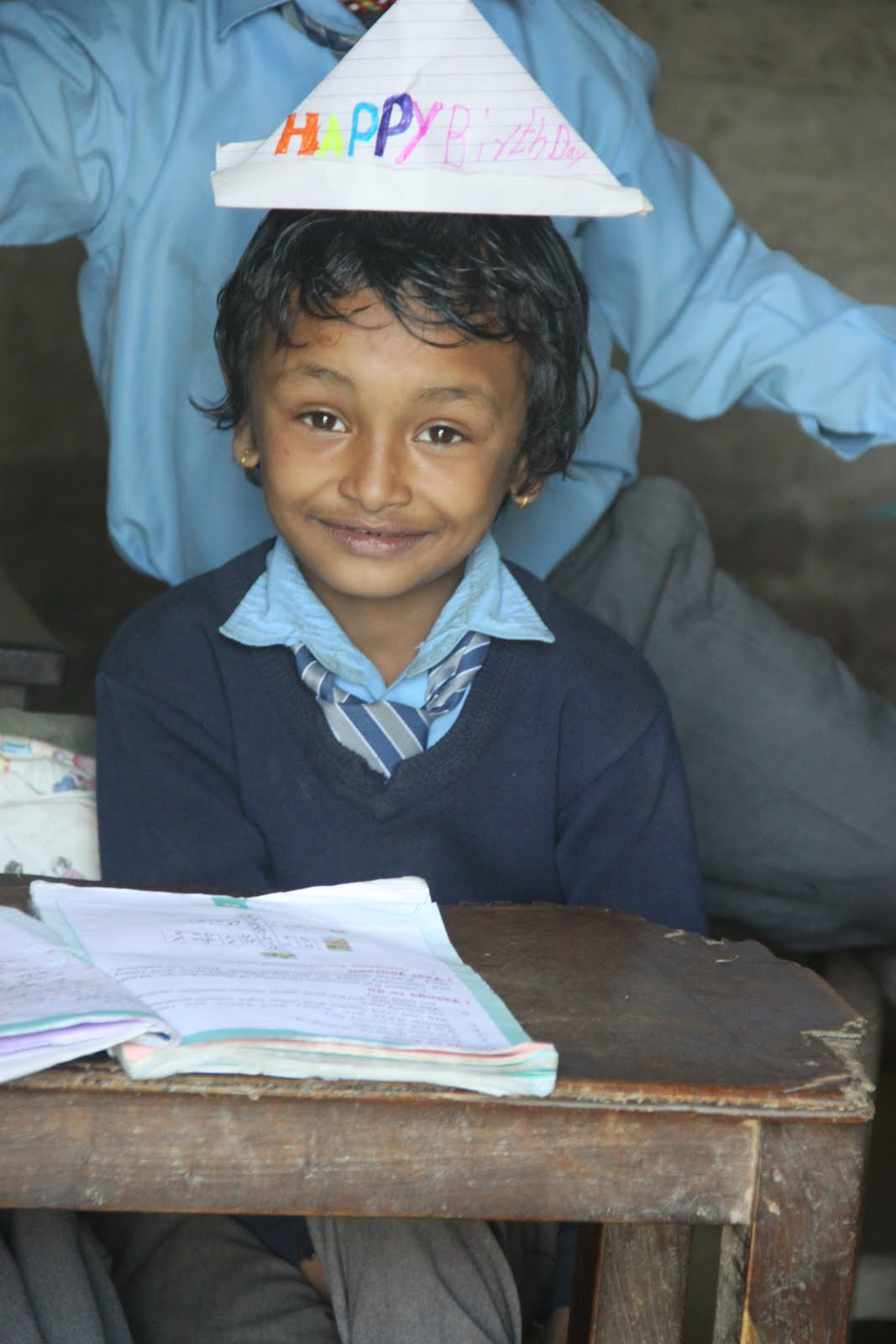 A Happy Student
