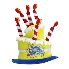 Dr  Seuss Birthday Bash 2019!