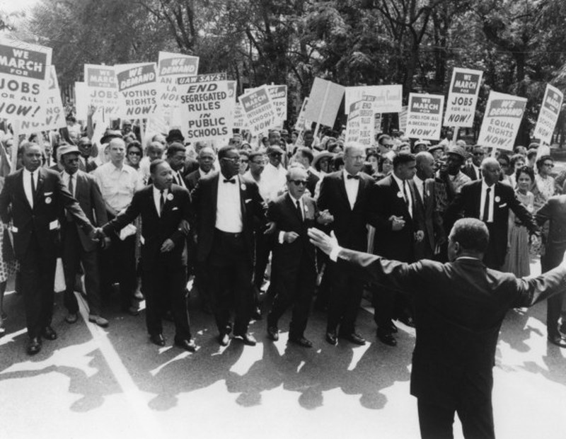 the struggle for black equality an outstanding history of the civil rights movement The 1950s was a great success for the civil rights movement there were a number of developments which greatly improved the lives of black people in america and really started the civil rights movement, as black people became more confident and willing to fight for their cause.