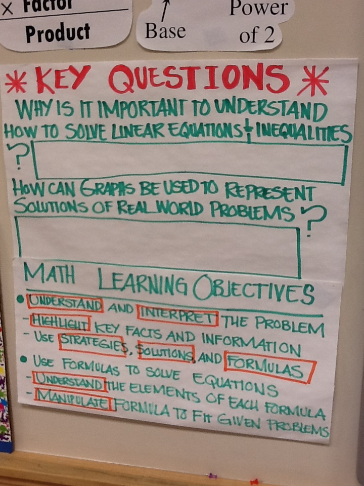 learning team objective essay Positive experiences in goal orientated environments allow you to learn more  about yourself and the boundaries of your abilities.