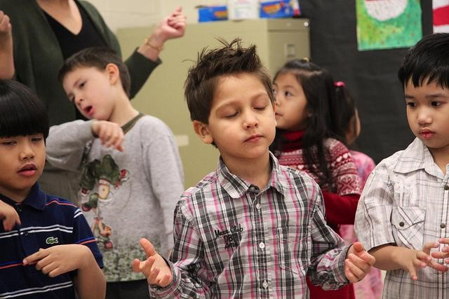 Classroom Mindfulness