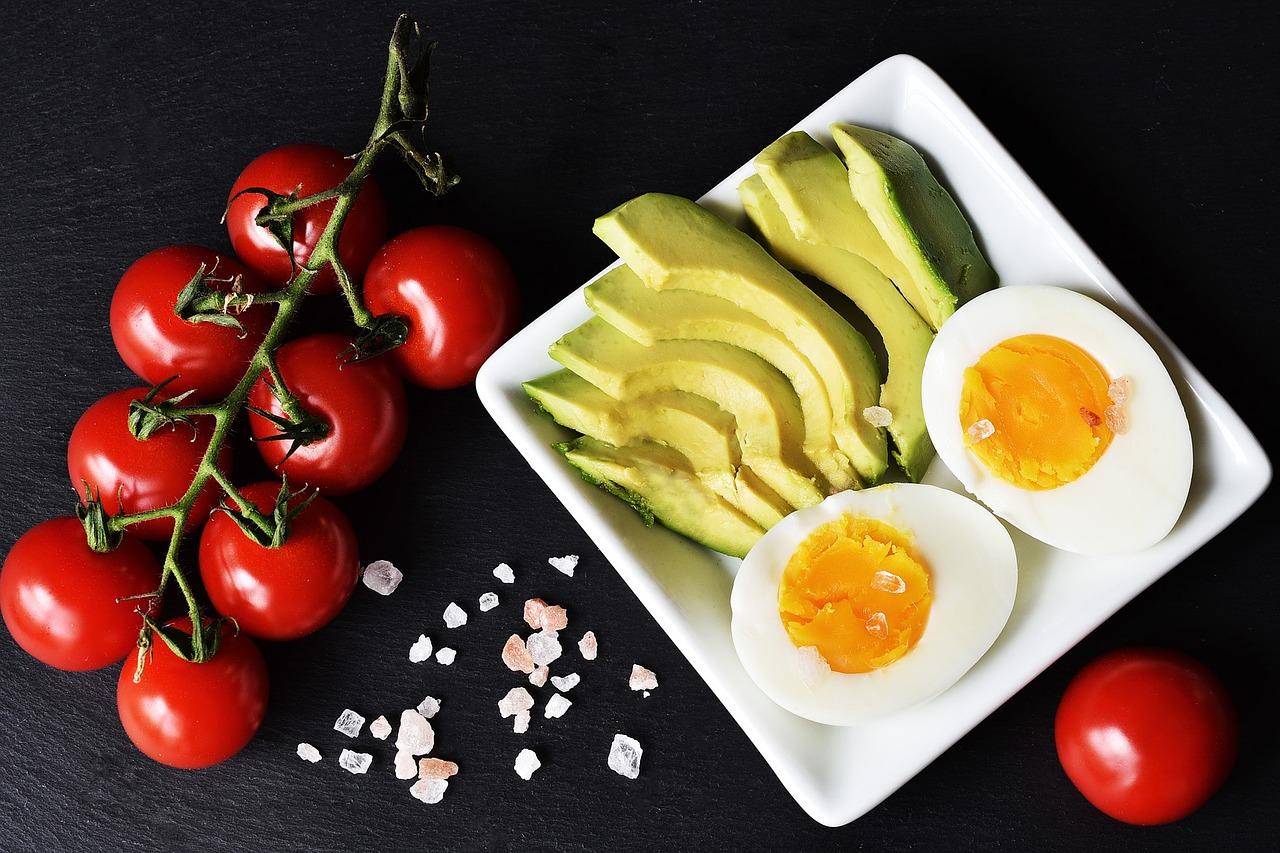 Typical Keto Breakfast